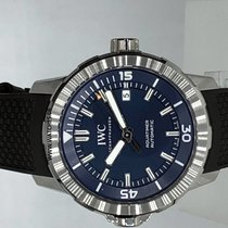 "IWC Aquatimer ""Expedition Jacques-Yves Cousteae"" Automatic..."