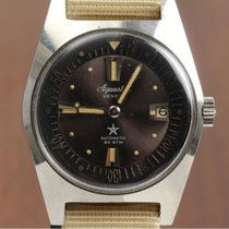 Aquastar Automatic Vintage Diver's Watch 1701