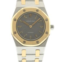Audemars Piguet Royal Oak 4100SA Watch with 18k Yellow Gold,...