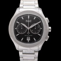 Piaget Polo S Steel 42mm Silver United States of America, California, San Mateo