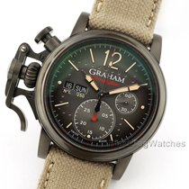 Graham Chronofighter 2CVAV.B18A 2018 new