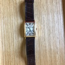 Franck Muller Yellow gold Automatic 32mm 2008 Long Island