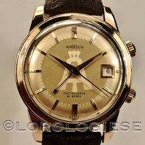 Angelus – Datalarm Original 1960's Alarm Watch – Cal. As 1475