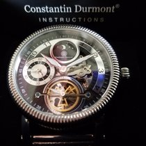 N.O.A Constantin Durmont Moonphase 24H Skeleton Automatic
