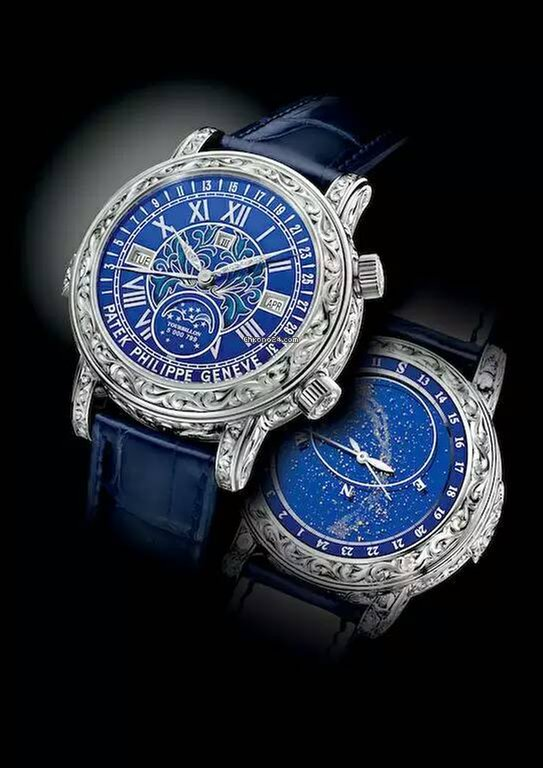 fb1e965af89 Patek Philippe Sky Moon Tourbillon for $2,500,000 for sale from a Trusted  Seller on Chrono24