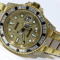 Rolex 116758 SANR Geelgoud GMT-Master II 40mm