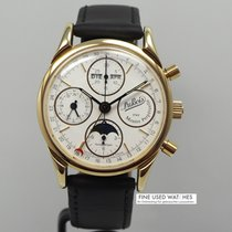 DuBois et fils Yellow gold Automatic White 36mm pre-owned