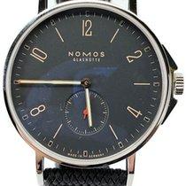 NOMOS Ahoi Atlantik Steel 40mm Black Arabic numerals United States of America, Florida, Naples
