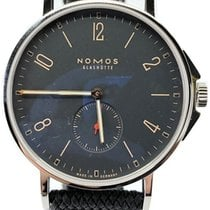 NOMOS Ahoi Atlantik Steel 40mm Black Arabic numerals United States of America, Florida, Naples