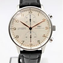 IWC Portuguese Chronograph IW371401 2001 pre-owned
