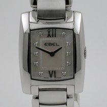 Ebel Staal 30mm Quartz 9976M22 tweedehands Nederland, Nijmegen  (www.horloge-sieraden.nl)