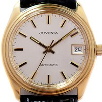 Juvenia 34.5mm Automatic 1972 new Silver
