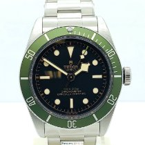 Tudor 79230G Steel Black Bay (Submodel)