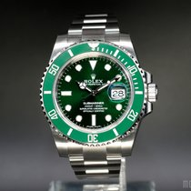 勞力士 116610LV 鋼 2019 Submariner Date 40mm 新的