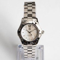 TAG Heuer Aquaracer Lady pre-owned 27mm Steel