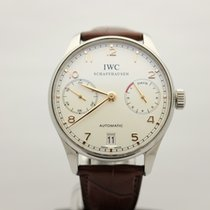 IWC IW500114 Steel Portuguese Automatic 42.3mm pre-owned
