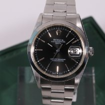 Rolex Oyster Perpetual Date folosit 34mm Otel