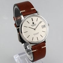 Universal Genève Steel 34.5mm Automatic 867101 pre-owned