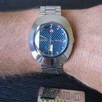 Rado Tungsten Automatic Blue No numerals 42mm pre-owned Diastar
