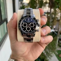Rolex Daytona Acero 40mm Sin cifras