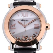 Chopard Steel 36mm Quartz 278492-9004 new