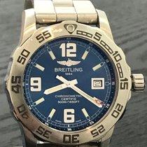 Breitling Colt 44 occasion Bleu Acier