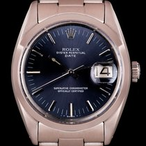 Rolex Oyster Perpetual Date Steel 34mm Blue United Kingdom, London
