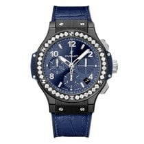 Hublot Big Bang 41 mm Ceramic 41mm Blue Arabic numerals United States of America, New York, New York