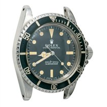Rolex Submariner (No Date) Steel 43mm Black No numerals United States of America, New York, New York