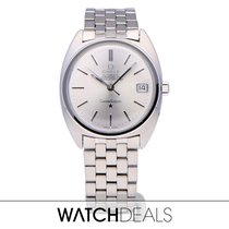 Omega Constellation Steel 35mm Silver No numerals
