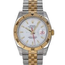 Rolex Datejust Turn-O-Graph Gold/Steel 36mm White No numerals United States of America, Maryland, Baltimore, MD