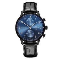 IWC Portuguese Chronograph nieuw 2020 Automatisch Horloge met originele doos en originele papieren IW3714
