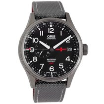 Oris Steel 45mm Automatic 01 748 7710 4284 pre-owned Canada, Vancouver