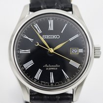 Seiko Steel 40mm Automatic 31A0762W pre-owned