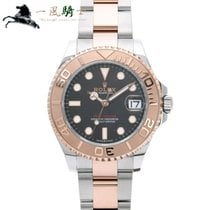 Rolex Yacht-Master 37 Steel 37mm Black