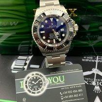 Rolex Sea-Dweller Deepsea Acero 44mm Azul Sin cifras España, Arona