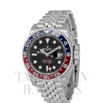 Rolex 126710BLRO Steel 2020 GMT-Master II 40mm United States of America, New York, Hartsdale
