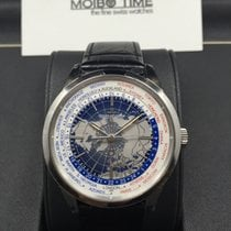 Jaeger-LeCoultre Geophysic True Second Universal Time Steel [New]