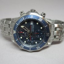 Omega Seamaster 300M Chronograph 41.5mm - Full Set