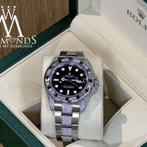Ρολεξ (Rolex) Men's Rolex Gmt-master Ii 116710 Complete With...