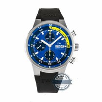 "IWC Aquatimer Chronograph ""Tribute to Calypso"" Limited Edition..."