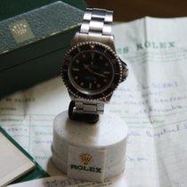 Rolex Vintage Submariner No Date Feet First matte dial / Full Set