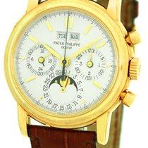 Patek Philippe Rare Gent's 18K Yellow Gold  Perpetual...