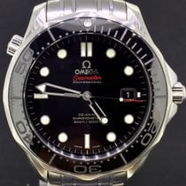 Omega Seamaster Diver 300M Steel Co-Axial 41MM
