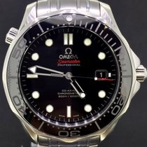 Omega Seamaster Diver Ceramic 300M Steel Co-Axial 41MM