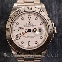 Rolex Oyster Perpetual Explorer Ii Date Ref.16570 1991 Steel...