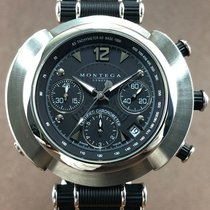 Montega Automatic Chronograph Tachymeter Base 1000 Date Men's...