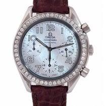Omega 3835.70.36 Steel Speedmaster Ladies Chronograph