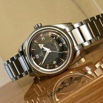 Omega Railmaster Co-Axial Chronometer Black 60th Anniversary 38mm