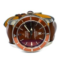 Breitling 46mm Automatic pre-owned Superocean Héritage 46 Bronze